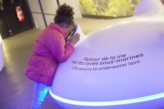 Exposition musée (crédit photo : Cité du Volcan)