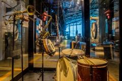 """Exposition musée """"Instruments de musique"""" (crédit photo : Sully ARAYE)"""