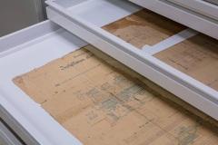 """Exposition musée """"Plans de l'usine"""" (crédit photo : Sully ARAYE)"""