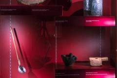 "Exposition musée ""Marmites"" (crédit photo : Sully ARAYE)"